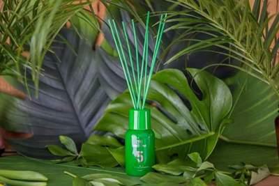 Cristalinas-colorterapia verde
