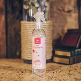 Cristalinas-spray absorbeolores