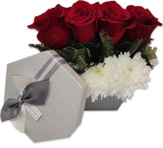 Caja floral Emilia