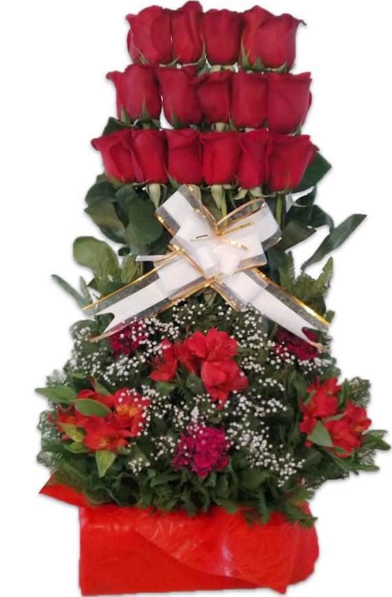Arreglo Floral Garnet