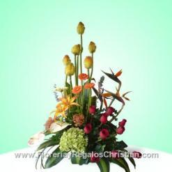 Arreglo Floral Exotico - E4