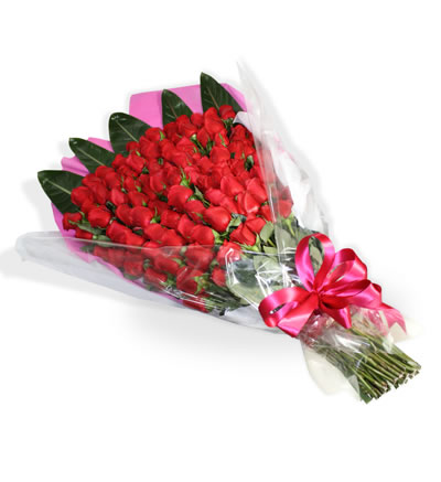 Bouquet de 60 Rosas - BOU60