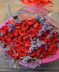 BOU4 - 2 Docenas de Rosas.
