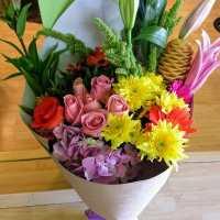 hermoso bouquet surtido