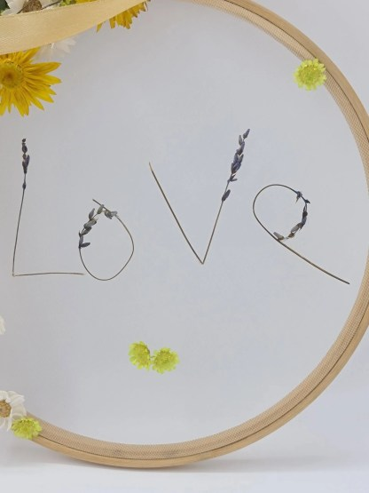 bastidor love
