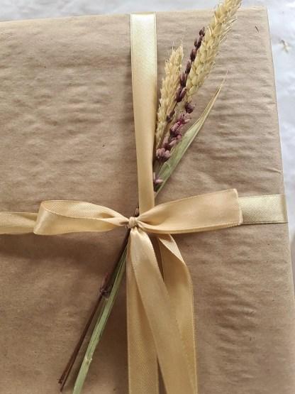 ramilletes florales preservados