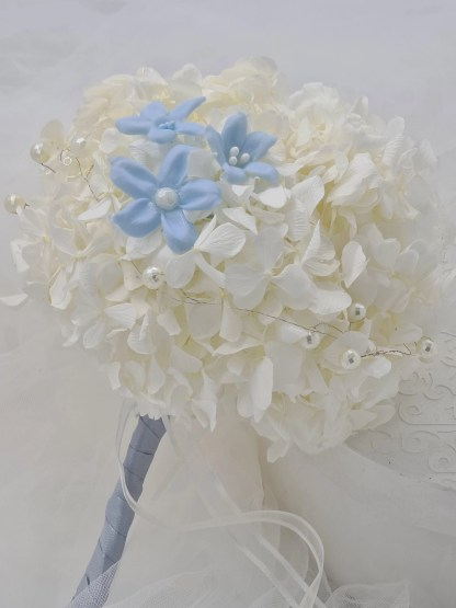 ramo novia preservado