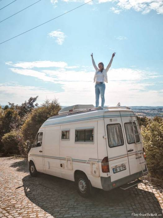 Buying a camper van: our Benny