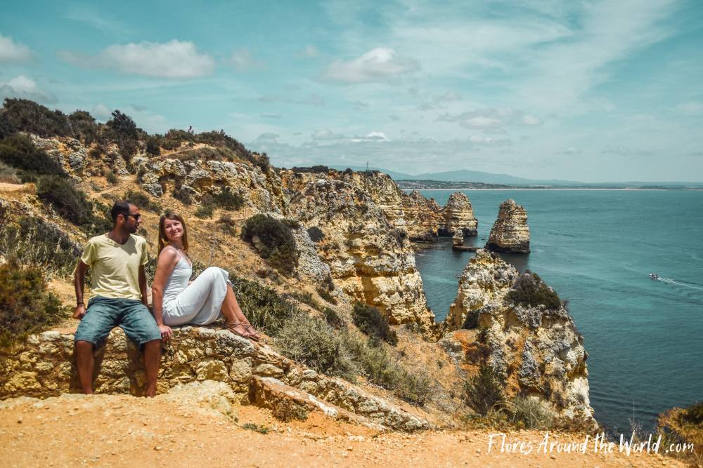 Beach holidays in the Algarve Portugal