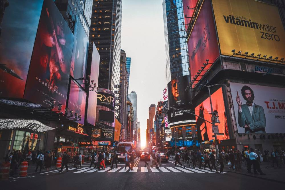 Things to do in NYC: Times Square