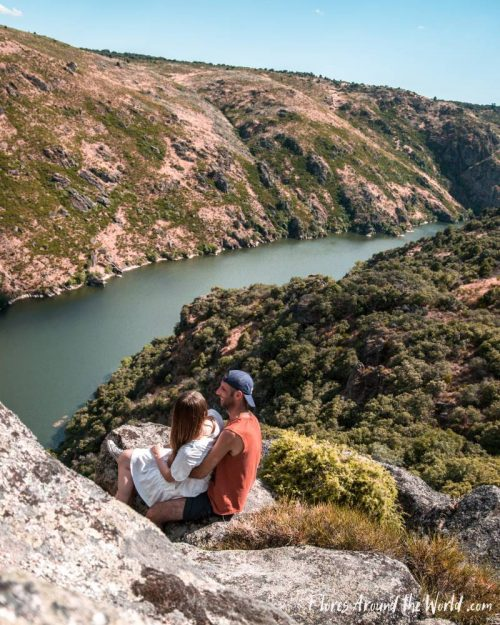 Douro Valley: Freixiosa viewpoint