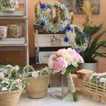 complementos flores boda