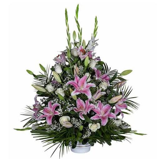 centros de flores tanatorio