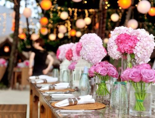 elije el centro de mesa que mejor se adapte a tí y a cad ocasión