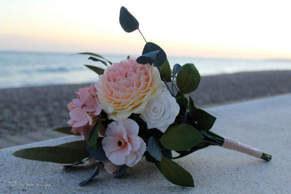 ramo de novia pequeño