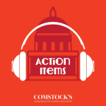 Comstock's Magazine, Action Items Podcast, Flores Podcast Consulting