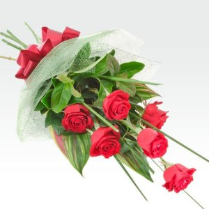 Flowers & Bouquets Affection – Red