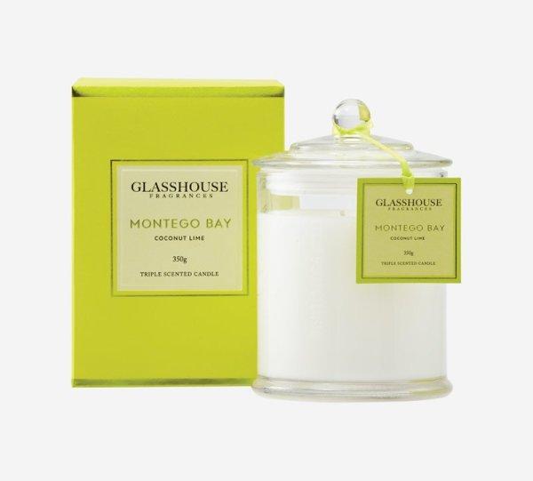 Candles Montego Bay – Glasshouse Candle