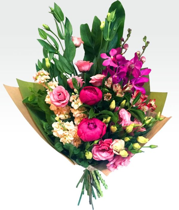Flowers & Bouquets Tickled Pink