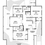 Sunchase Coastal Home Second Floor Plan