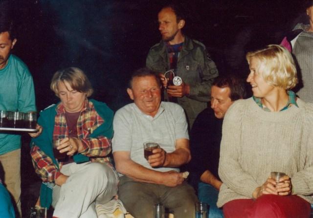 1994-lipiec- otwarcie chatki 2