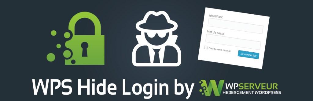 Plugin de sécurité wordpress wps hide login