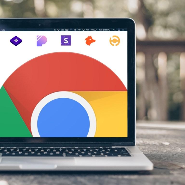 5 extensions Google Chrome pour le web design