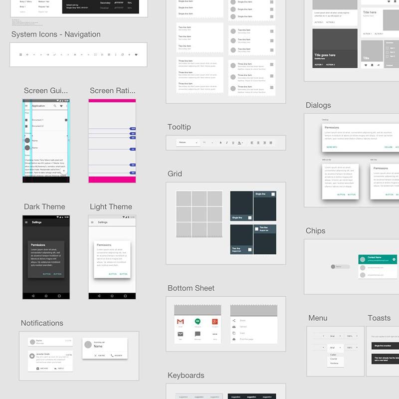 Quelles sont les étapes de création d'un site Internet ? Étape 2 : les maquettes