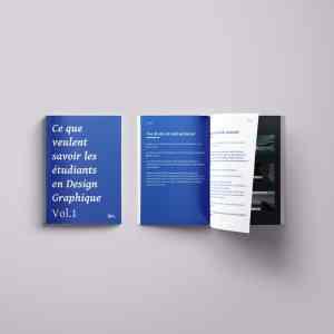 Ebook pour les étudiants en design graphique