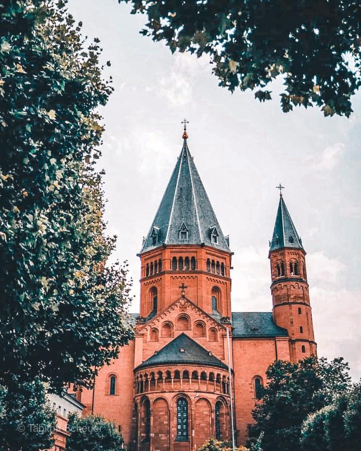 Mainzer Dom |Domplatz in Mainz | How to spend one day in Mainz