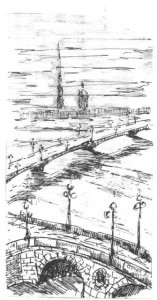 рисунок Рональда М Блаушильда
