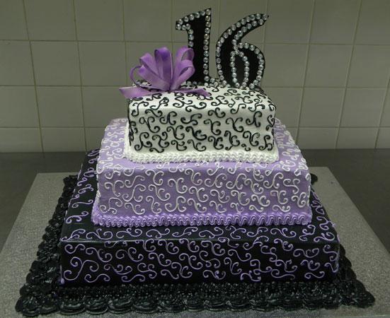 Pineapple Cake Birthday