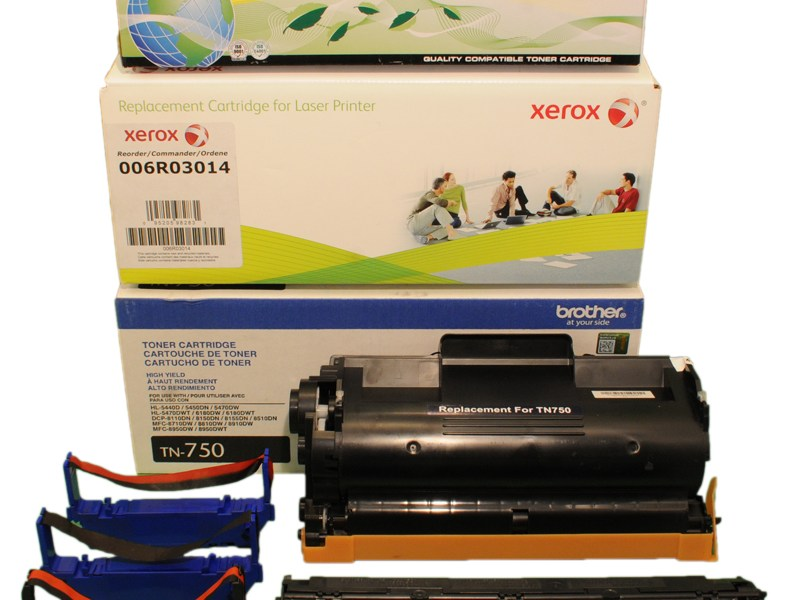 Toner Cartridges & Ribbons