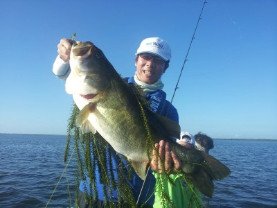 Orlando Fishing Guides Produce Once Again