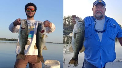 Weekend Orlando Bass Fishing