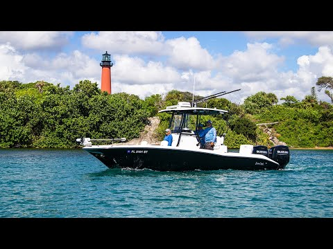 Sea Cat 260 Hybrid Catamaran Review - Vessel for Fishing Backwater to Bluewater | Florida Sportsman