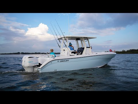 Century 2900 CC Review -  Balance Between Serious Fishing and Family Luxury | Florida Sportsman