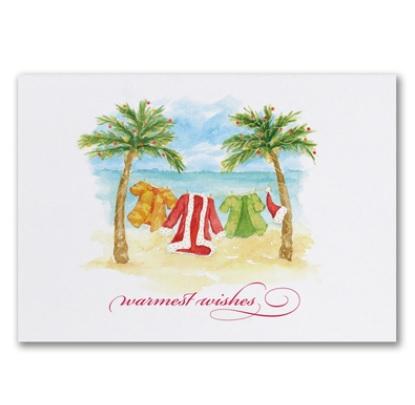 Florida Christmas Cards Tropical Holiday Cards Miami