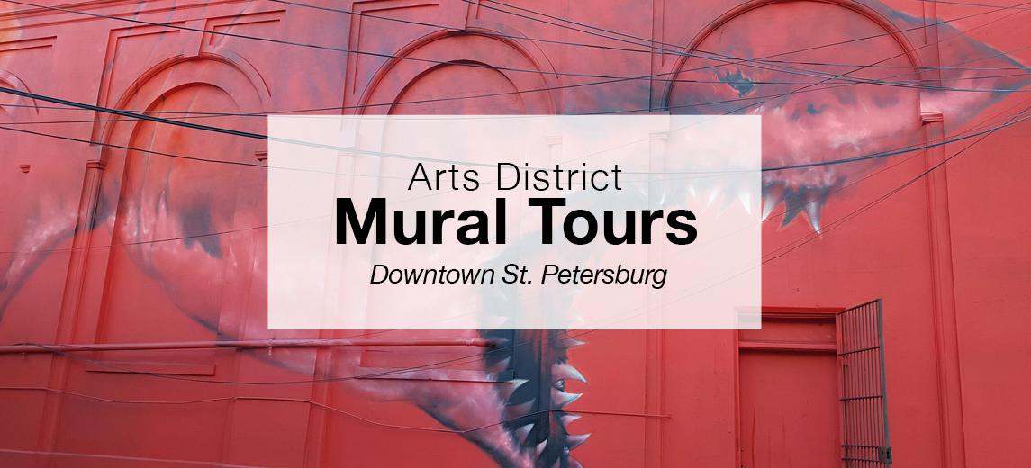 st pete mural tours