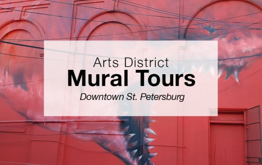 st pete mural tours