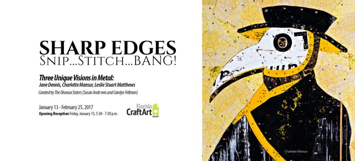 Sharp-Edges-Metal-Art Exhibition