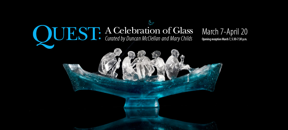 Quest glass exhibition florida craftart