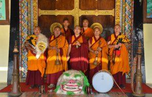 2019-20 Monks Sacred Arts Tour