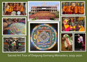Monks' Tour promo 2019-2020