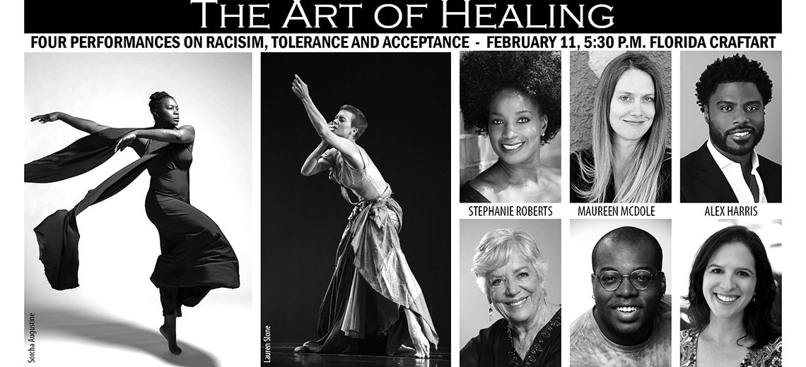 The Art of Healing Racism Tolerance Acceptance