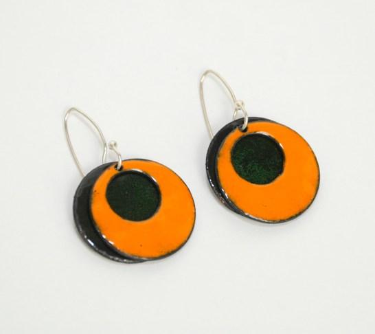 Allison Kline Circle Earrings