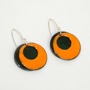 Allison Kline Circle Earrings