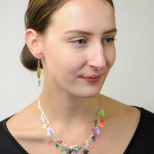 Diane Schwartz Confetti Necklace