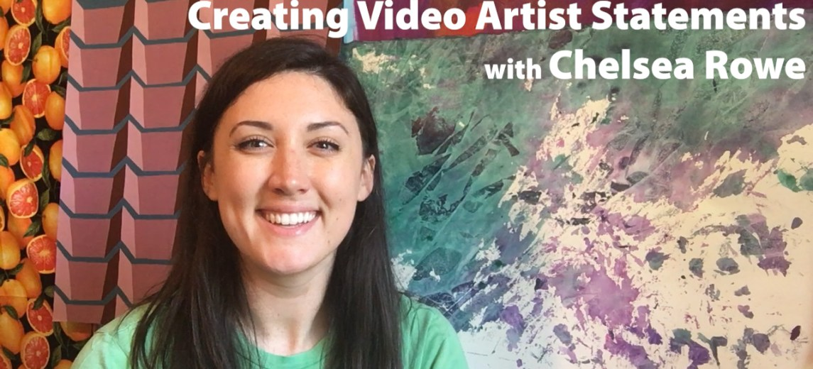 How to film an artists bio video