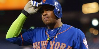 Yoenis Cespedes Opts out of Met's Deal, Free Agent Again